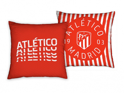 Polštářek Atletico Madrid 50x50cm