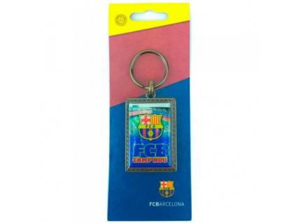 Přívěšek na klíče FC Barcelona Camp Nou