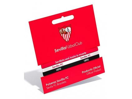 Sada náramků FC Sevilla 3ks