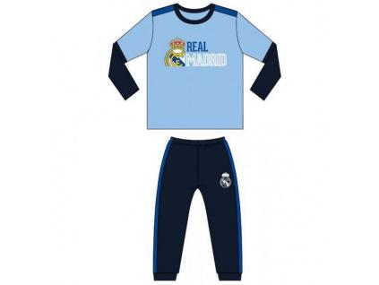 Pánské pyžamo Real Madrid modré