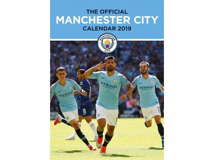 Kalendář Manchester City FC 2019 A3