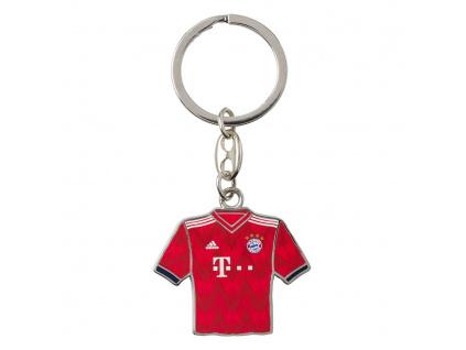 Přívěšek na klíče Bayern Mnichov dres 18/19