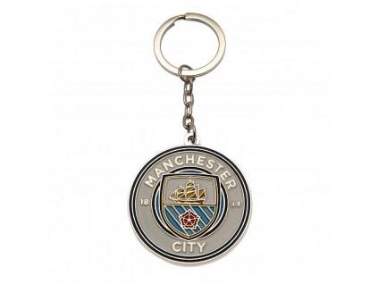Přívěšek na klíče Manchester City 18