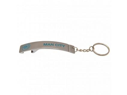 Přívěšek s otvírákem Manchester City