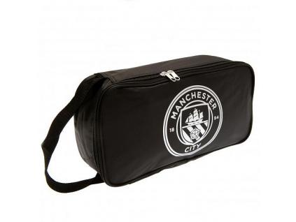 Taška na boty Manchester City černá