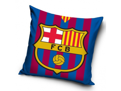 Polštářek FC Barcelona stripe 19