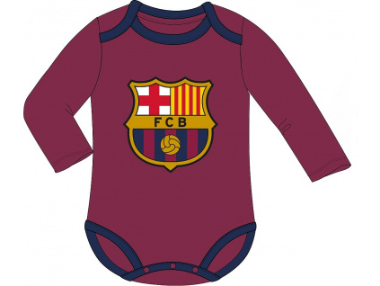 Kojenecké body FC Barcelona grana dlouhé
