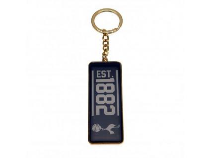 Přívěšek na klíče Tottenham Hotspur Est