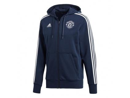 Mikina Adidas Manchester United 18/19 modrá