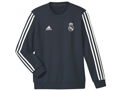 Dětská mikina Adidas Real Madrid 18/19