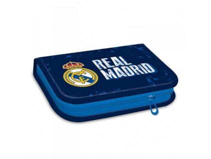 Penál Real Madrid blue 18 plněný