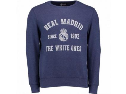 Pánská mikina Real Madrid modrá 17