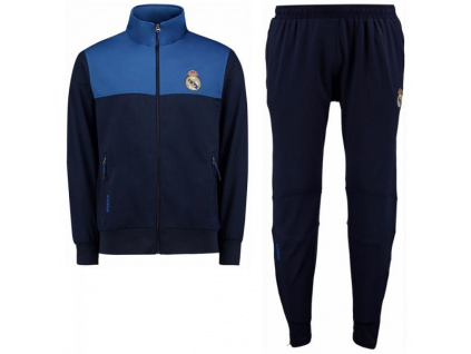 Souprava Real Madrid blue 17 junior