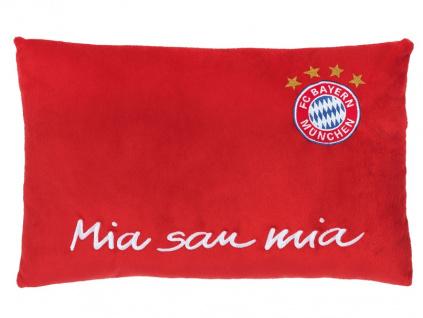 Polštářek Bayern Mnichov 40x25 cm