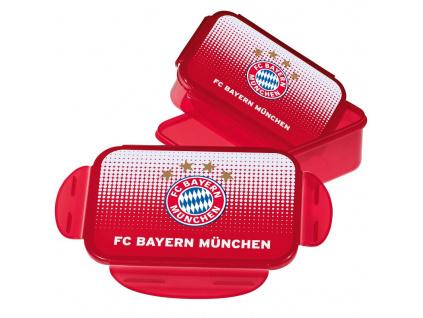 Svačinové boxy Bayern Mnichov 2ks