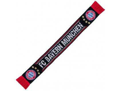 Šála Bayern Mnichov black