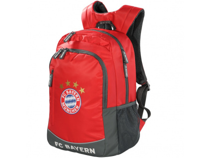 Batoh Bayern Mnichov červený