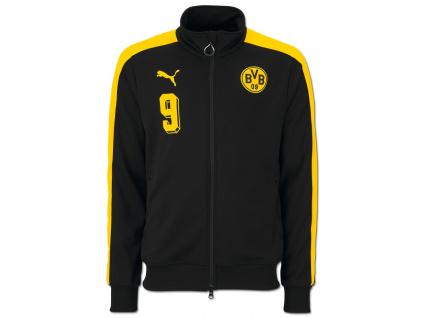 Bunda Puma Borussia Dortmund T7 17/18 pánská