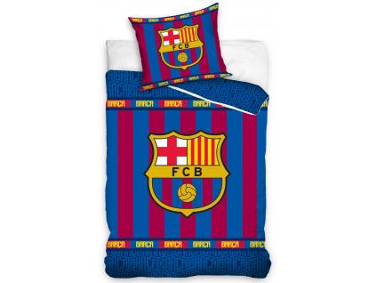 Povlečení FC Barcelona barca 140/200, 70/80 cm