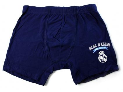 Pánské boxerky Real Madrid navy
