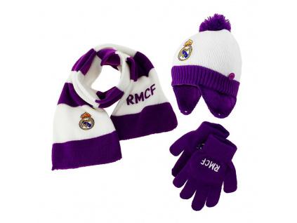 Dětský zimní set Real Madrid