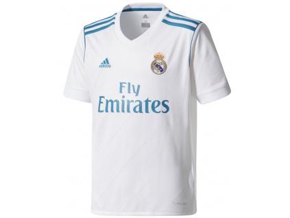 Dětský dres Adidas Real Madrid 17/18 domácí