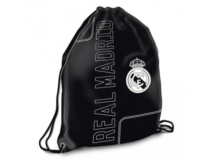 Taška/vak Real Madrid black 32x42 cm