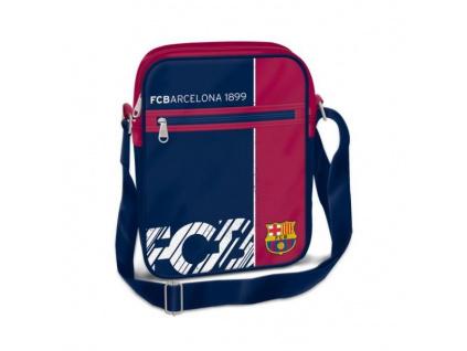 Taška přes rameno FC Barcelona velká blaugrana