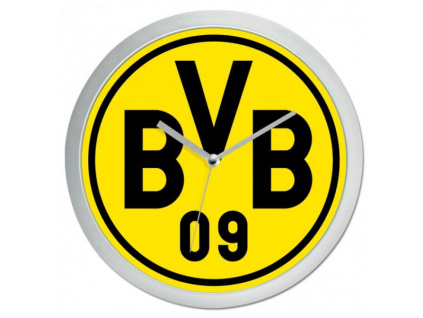 Nástěnné hodiny Borussia Dortmund