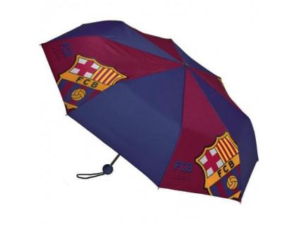 Deštník FC Barcelona dětský rozkládací