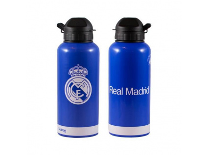 Alu láhev Real Madrid blue 400ml
