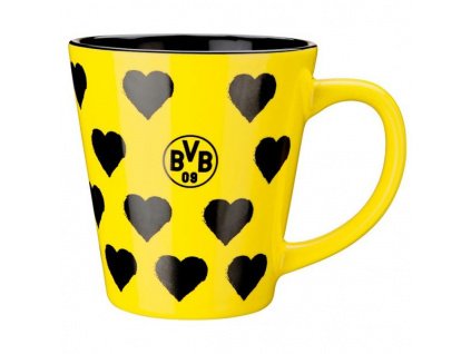 Hrnek Borussia Dortmund herzen 300ml