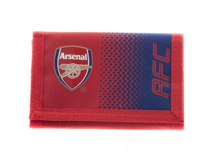 Peněženka Arsenal FC fade