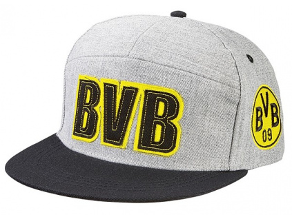 Kšiltovka Borussia Dortmund rap
