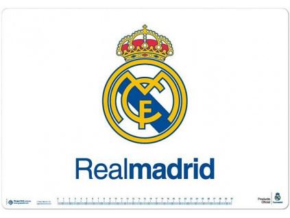 Podložka na stůl Real Madrid crest 49,5 x 34,5 cm