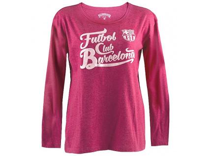 Dámské tričko Barcelona FC fame