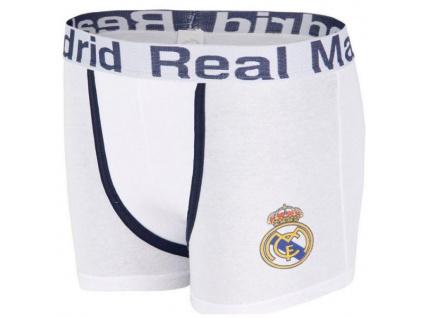 Boxerky Real Madrid bílé pánské
