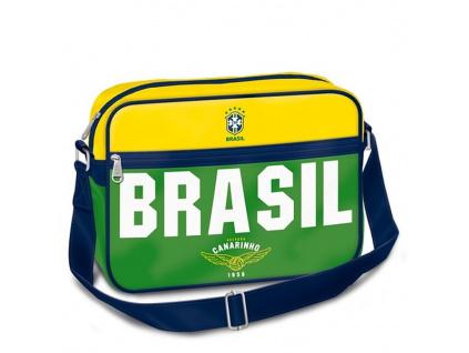 Taška přes rameno Brasil velká