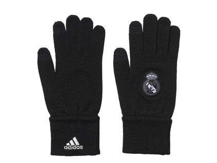 Rukavice Adidas Real Madrid černé