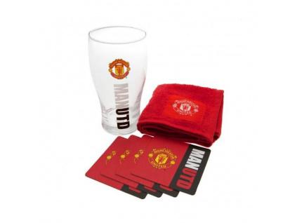 Pivní set Manchester United 16