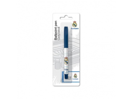 Kuličkové pero Real Madrid WB