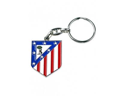 Přívěšek na klíče Atletico Madrid znak