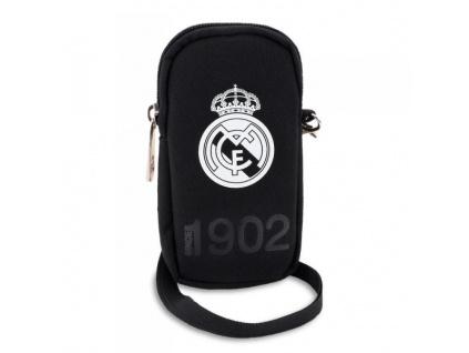Pouzdro na mobil Real Madrid black 16