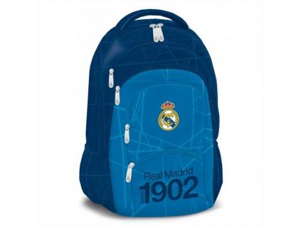 Školní batoh Real Madrid blue 16 5k
