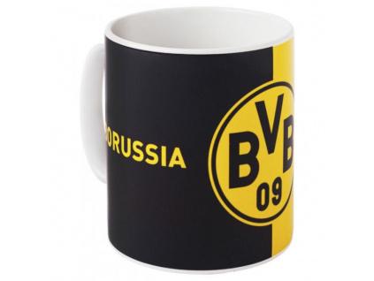 Hrnek Borussia Dortmund žlutočerný 300ml
