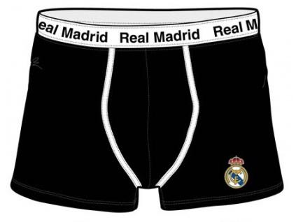 Boxerky Real Madrid černé pánské