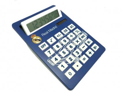 Kalkulačka Real Madrid Jumbo
