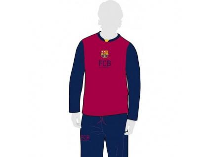 Pyžamo FC Barcelona JR blaugrana