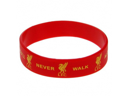 Silikonový náramek Liverpool FC