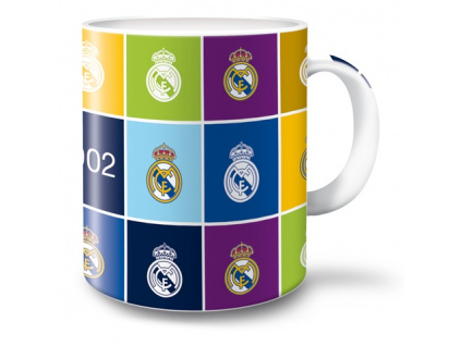 Hrnek Real Madrid color 350 ml